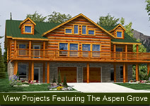 Our Manufaturered Log Home Building Process Offers Your Family Hundreds Of  Unique Floor Plans, Interior Design Options, And Custom Exterior Components  For ...
