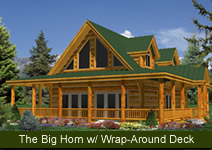 country cabins cabin home packages river bear wyoming log builders homes