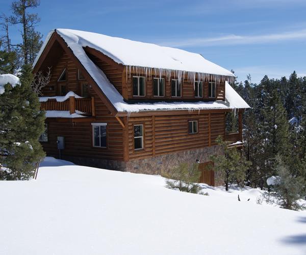 Happy jack arizona home haines residence for Basement homes in arizona