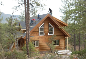 Log Cabin Home Plans With Basement Quotes